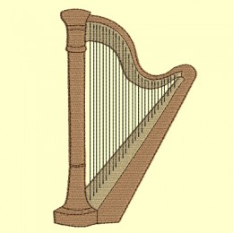 Harpe - 5 tailles