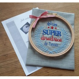 Kit cercle Super Directrice