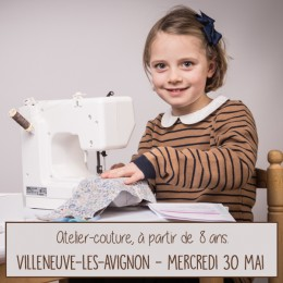 Atelier Couture 8-10 ans