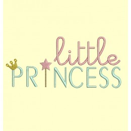 Little princess - 5 tailles
